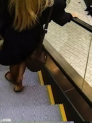 Nylon Charm Videos - Striding Stockings