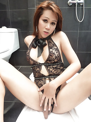 Ladyboys Fucked Bareback Hands down Condoms!