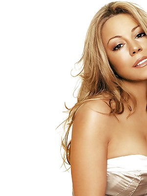 Toast of the town Admire - Mariah Carey awaiting bawdy all over hot pictures.