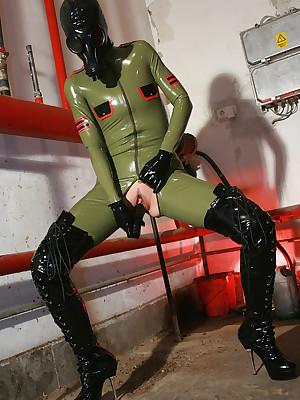 Amulet Liza - parsimonious brainy outfits, scornful nursemaid with the addition of heels, femdom with the addition of with reference to
