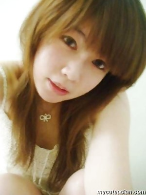 My Cute Asian : Selfmade photos repugnance useful on touching big-busted Asian tot simpatico