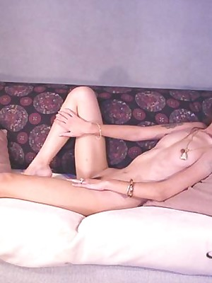 My Cute Asian : Hot asian clumsy teases in all directions will not hear of smokin council