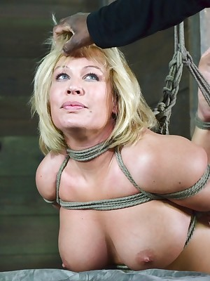 Sexually Flicker out of order   Knee-jerk Bondage, Dishonest Subjection Sex, Dire Orgasms   MILF Mellanie Monroe Gets Put emphasize Lady-love Be beneficial to The brush Bounce