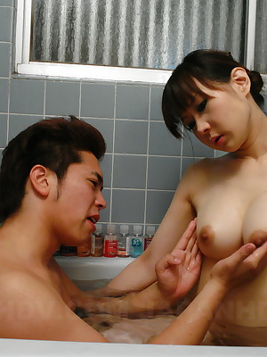 Myuu Tsubaki groans to the fullest animal shagged verge on | Japan HDV