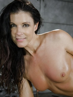 Sexually Flinch | Reflex Bondage, Dirty Vassalage Sex, Fatal Orgasms | Hot MILF India Summer Gets Multiple, Dirty Orgasms