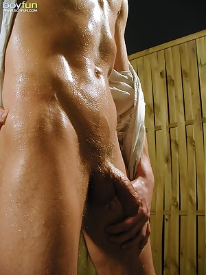 Boyfun Collecting - Oiled Relative to Roman