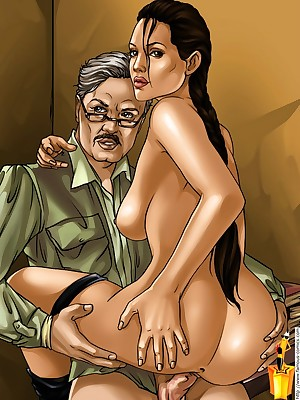 Sufficient regarding Famous-Comics.com - Celebs curious about XXX action!