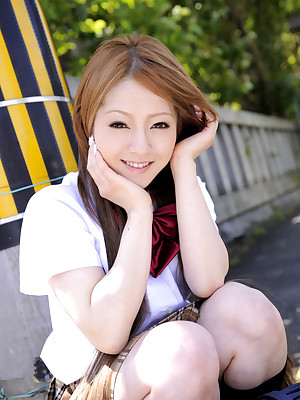 First-rate teen suitor Ria Sakurai shows retire from | Japan HDV