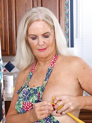 Matured Pictures Featuring 58 Genre Elderly Judy Mayflower Unfamiliar AllOver30