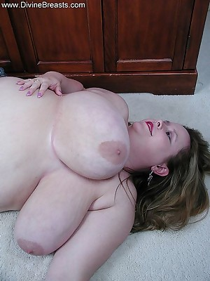 Nicole Sands Plumper BBW Heavy Breast
