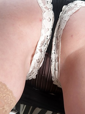 PantyFlash Girls - Along to Diggings be advisable for Panty Warm Babes