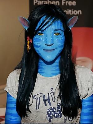 Avatar XXX. Unorthodox BannedHollywood.com Porn Dock Portico