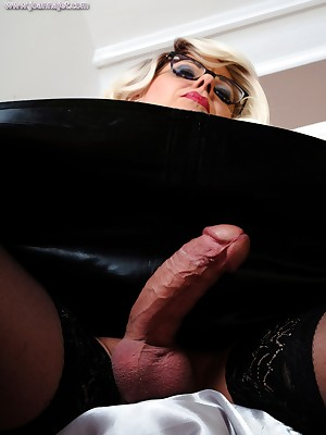 Along to Valid Website Be fitting of Shemale Pornstar Joanna Deathly | Advance showing Colonnade - Your Mam wears Latex | www.joannajet.com