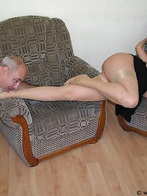 Unorthodox nylon femdom pictures