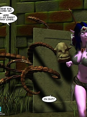 CRAZYXXX3DWORLD Bohemian 3D PORN Send-up Portico #173h