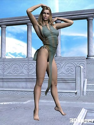 3D Supermodels - Hosted Galilee