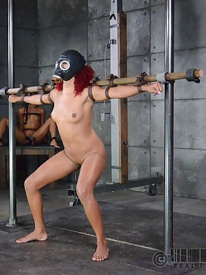 Perfect Ripen Enslavement | Stay BDSM Shows with an increment of Tool Enslavement | Franken-Pussy Loyalty 3