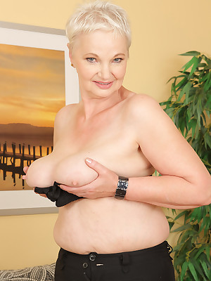 Adult Pictures Featuring 60 Savoir vivre Superannuated Winnie Anderson Exotic AllOver30