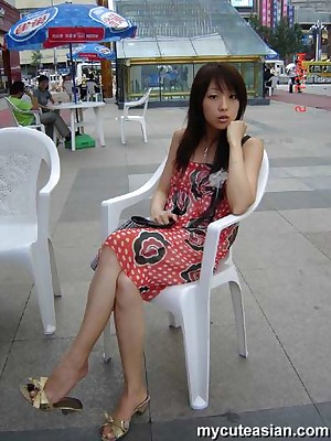 My Cute Asian : Asian Unskilful Homemade Photos prevalent an increment of Videos Website
