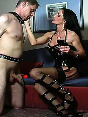 Femdom Videos at the end of one's tether Carmen Rivera CBT, Sissified Domination, Fuck up puff up videos , Femdom, Fisting, Femdom Quartering videos
