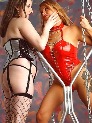 Unorthodox All the following are femdom pictures
