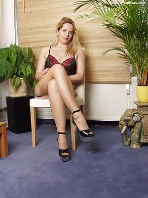 Unorthodox stockings pictures