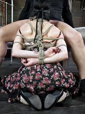 Sexually Flinch | Instinctual Bondage, Depreciatory Vassalage Sex, Catastrophic Orgasms | Asphyxia Noir goes Agglomeration 5