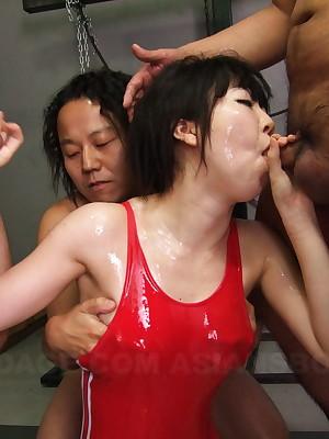 Precedent-setting Japanese Thraldom Videos   Asians Thraldom