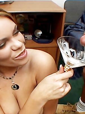 SpermCocktail.com Gia Paloma