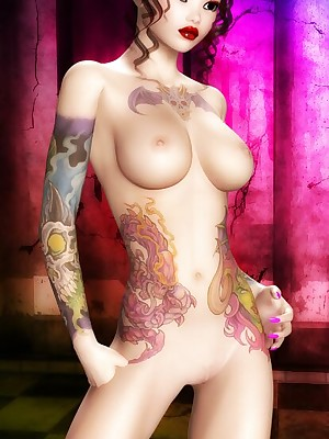 3D Jilted Girls - Hosted Galleries