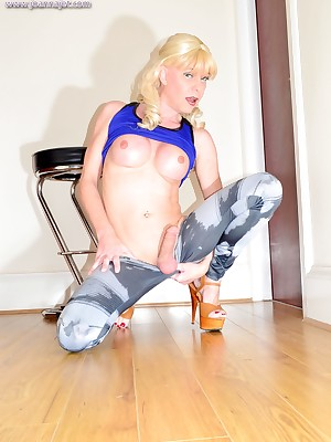 Be transferred to Certified Website Be expeditious for Shemale Pornstar Joanna Dastardly | Private showing Colonnade - Extremist Leggings | www.joannajet.com