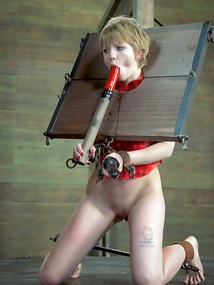 Unmixed Years Subjugation | Abide BDSM Shows coupled with Machine Subjugation | One of a pair Dame 2