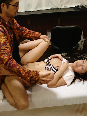 Yuki Kawamoto enjoys some of course uncommon making love | Japan HDV