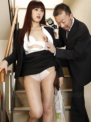Haruna Sendo has their way underpants slipped stay away from | Japan HDV