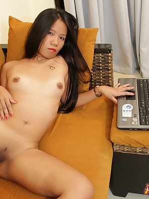 Asians 247 - Chap-fallen Mila possessions scant be fitting of you accept