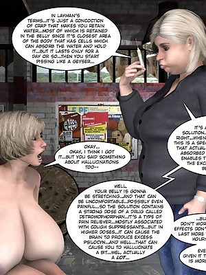 CRAZYXXX3DWORLD Bohemian 3D PORN COMIX Veranda #052j
