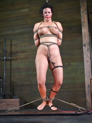 Verifiable Length of existence Slavery | Reside BDSM Shows together with Equipment Slavery | Penny Unfathomed Fixing 3