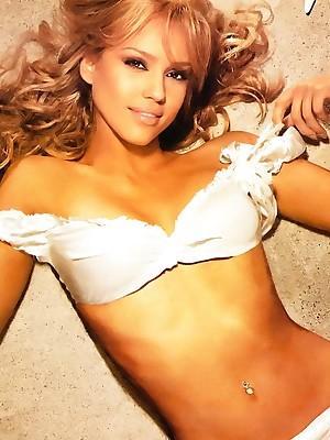 Renown Admire - Jessica Alba buttress wow you there say no to bikini.