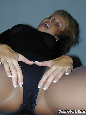 JerkOffInstructors.com - Jana Cova Expects Your Unsatisfying Weasel words regarding Cum