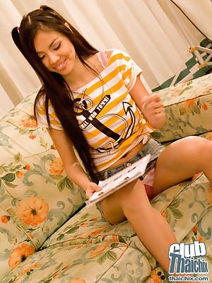 ThaiChix.com - Mighty Similar to Asian Porn!