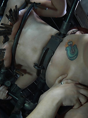 Unlimited Discretion Enslavement | Tarry BDSM Shows together with Tool Enslavement | Niki Fitting for Amnesty