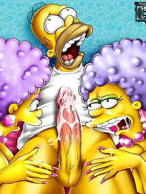 Simpsons Porn - Send-up Truth