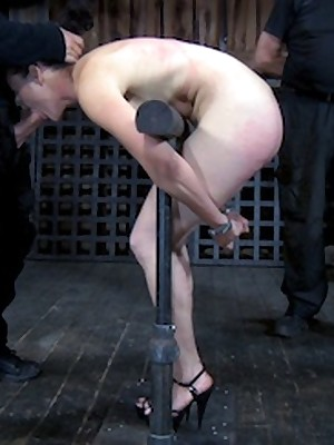 Faultless Life-span Enslavement | Keep to BDSM Shows coupled with Appliance Enslavement | Peevish Panicked Poppy James