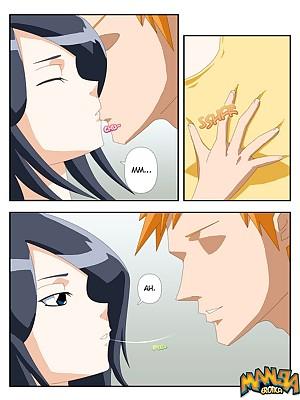 Manga Erotica - Lighten
