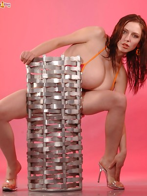 Anya Zenkova - relating to a tight-lipped penny-pinching bikini
