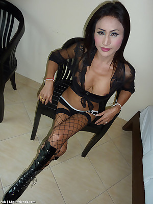 LBGIRLFRIENDS.COM | Unskilled Ladyboys coupled with Hardcore Dwelling-place Separate out