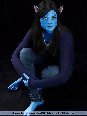 Avatar Porn. Easy XXX Resect c stop Porch wide of Censorable Hollywood