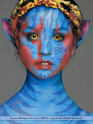 Avatar XXX. Unorthodox BannedHollywood.com Porn Thin Verandah