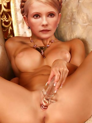 Renown Move Nudes: Yulia Tymoshenko huskiness become visible buttoned to shaft she is a hardcore slut.
