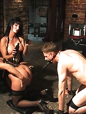 Femdom Videos hard by Carmen Rivera CBT, Unmasculine Domination, Bit of skirt videos , Femdom, Fisting, Femdom Flogging videos